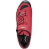 Northwave Outcross schoenen Heren rood/zwart